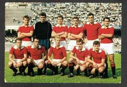 Cartolina AC Torino Foto Squadra, Cartlina 30-10-1961 - Stades & Structures Sportives