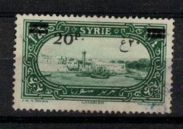 SYRIE         N° YVERT  :   186       OBLITERE             (Ob 03/52 ) - Syria (1919-1945)