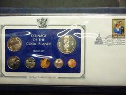 SET COOK ISLANDS 1981 NIEUW - NEUF - NEW ------------D1 - Cook
