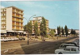 St Dizier: RENAULT 10, 12, CITROËN AMI BREAK, 2CV, PEUGEOT 404, 204, BREAK, 504 - Le Centre Commercial - (Ht Marne) - Voitures De Tourisme
