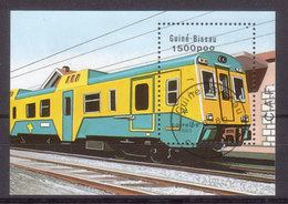 Guinea - Bissau Block , 1989 , Mi.Nr. 276 O - Guinée-Bissau