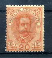 1891-96 REGNO N.61 MNH ** - Neufs