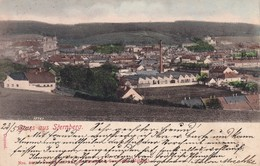 TCHEQUIE 1901 CARTE POSTALE DE STERNBERG/STERNBERK - Tchéquie