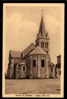 51 - Prieuré De BINSON - Eglise, Côté Cour - France
