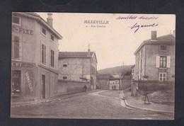 Vente Immediate Maxeville (54) Rue Courbet ( A. Bergeret & Cie Nancy Dos Simple  épicerie ) - Maxeville