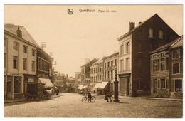 Gembloux, Place St Jean (pk59189) - Gembloux