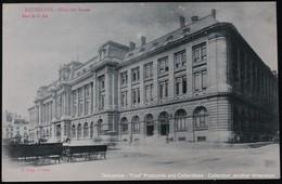 Bruxelles Brussel Brussels Hôtel Des Postes Post - Poste & Facteurs