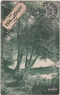 "16 Environs De Cognac - Cpa / Les Bords De La Charente - ""La Roche"" - Circulé 1930. - Cognac"