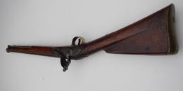 FUSIL ANCIEN À SILEX DE TYPE TROMBLON TOWER - Decorative Weapons
