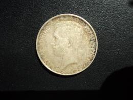 BELGIQUE : 1 FRANK   1910    KM 73.1    TTB - 1909-1934: Albert I