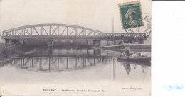 Beillant - Le Nouveau Pont Du Chemin De Fer - France