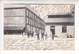 Sp- 54 - LONGWY - HAUT - Caserne Du 162e - Militaires - Soldats - Enfant - Fille - Timbre - Cachet - 1903 - Longwy