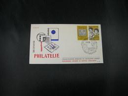 """BELG.1960 1152 FDC (Antwerpen) :  """"Jeugdfilatelie/Philatélie De La Jeunesse"""" - FDC"""
