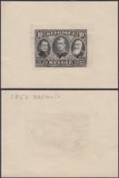 """Belgique 1915 - Essai Au Type COB 149 """" Les 3 Rois """"  (DD) DC 2985 - Proofs & Reprints"""