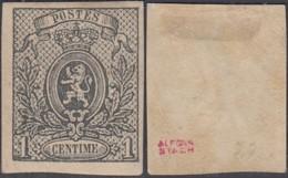 Belgique 1866 - COB 22x T.B. (DD) DC 2993 - 1866-1867 Petit Lion (Kleiner Löwe)
