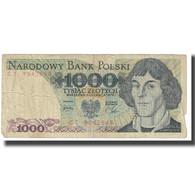 Billet, Pologne, 1000 Zlotych, 1979, 1979-06-01, KM:146b, TB - Pologne
