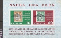 1965 - YT BF 20 ** - VC: 2.00 Eur. - Blocs & Feuillets