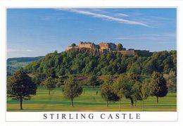 1 AK Schottland Scotland * Stirling Castle - Erbaut Ab Dem 12. Jh. - Bis 1685 Hauptresidenz Der Schottischen Könige * - Stirlingshire