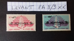 LEVANT PA 8/9** - Neufs