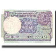 Billet, Inde, 1 Rupee, KM:78Aa, NEUF - Inde