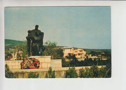 Bileca, Used Postcard (bo392) Spomenik Monument - Bosnien-Herzegowina