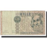 Billet, Italie, 1000 Lire, 1982, 1982-01-06, KM:109a, TB+ - [ 2] 1946-… : République