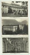 4 CARTOLINE DOMODOSSOLA - COLLEGIO ROSMINI  VIAGGIATE 1937  FP - Verbania