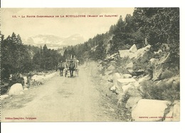 66 - MASSIF DU CARLITTE / LA ROUTE CARROSSABLE DE LA BOUILLOUSE - France