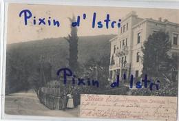 Abbazia - Istria - 1903. - Villa Speranza - Croatia