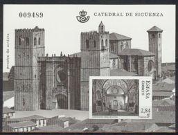 Spain 2011. Catedral Sig?enza - Prueba Oficial 104 (**) - Blocs & Hojas