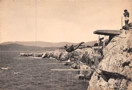 JUAN-les-PINS - Eden-Roc - Plongeur - Plongeoir - Portique - Antibes