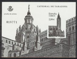 Spain 2011. Cat. Tarazona - Prueba Oficial 106 (**) - Blocs & Hojas