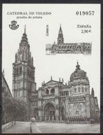 Spain 2012. Cat. Toledo - Prueba Oficial 108 (**) - Blocs & Hojas