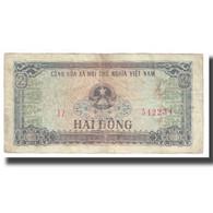 Billet, Viet Nam, 2 D<ox>ng, 1980, KM:85a, TB - Vietnam