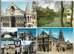 LOT  De  14  CPM  Et  CPSM  De  POITIERS  (86)    //   TBE - Cartoline