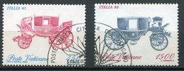 Vaticano - 1985 - Esposizione Di Filatelia (o) - Vaticano (Ciudad Del)