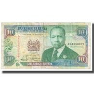 Billet, Kenya, 10 Shillings, 1993, 1993-07-01, KM:24e, TB - Kenya