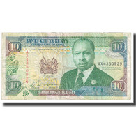 Billet, Kenya, 10 Shillings, 1993, 1993-07-01, KM:24e, TB - Kenia
