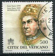Vaticano - 1998 - Papi E Anni Santi, 500 Lire - Vaticano (Ciudad Del)