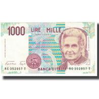 Billet, Italie, 1000 Lire, 1990, 1990-10-03, KM:114a, SPL+ - 1000 Lire