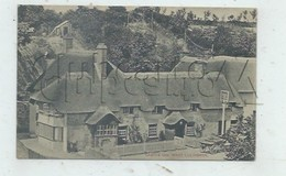 West Lulworth (Royaume-Uni, Dorset) : Castle Inn Rstaurant In 1910 (lively) PF. - Inglaterra