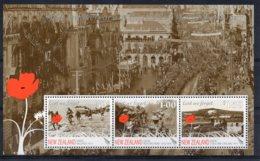 New Zealand - 2008 - WWI 90th Anniversary Miniature Sheet - MNH - Nouvelle-Zélande