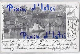 Lovrana - Istria - 1902. - Villa Fernandea - Croatia