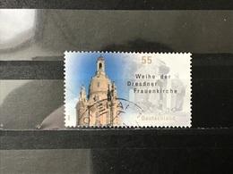 Duitsland / Germany - Dresdner Frauenkirche (55) 2005 - Gebruikt