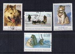 Australian Antarctic Territory - 1994 - Departure Of Huskies - Used/CTO - Oblitérés