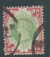 Grande Bretagne Victoria 1887-1900 Yvt 104 - Used Stamps