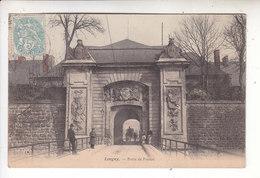 Sp- 54 - LONGWY - HAUT - Porte De France - Timbre - Cachet - 1905 - Longwy