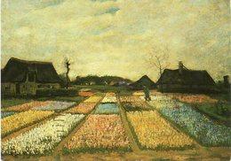 Van Goch - Flower-Beds In Hollande 1883 - Vg - Musei