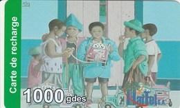 Haiti - HaiTel - Children - Haïti
