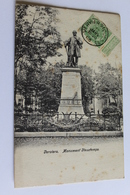 Belgique  Monument Vieuxtemps Cpa Dos Non Divise - Verviers